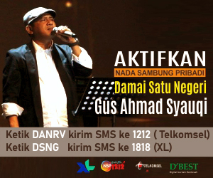 Nada Sambung Pribadi Gus Ahmad Syauqi