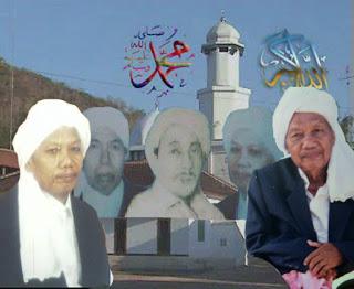 Biografi KH. Achmad Badjuri