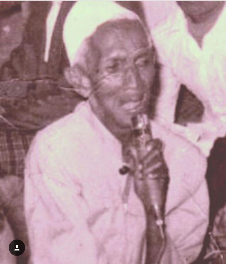 Biografi KH Ali Mas'ud Pagerwojo