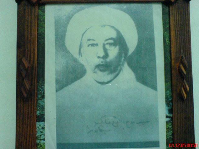 Biografi Habib Nuh bin Muhammad Al Habsyi