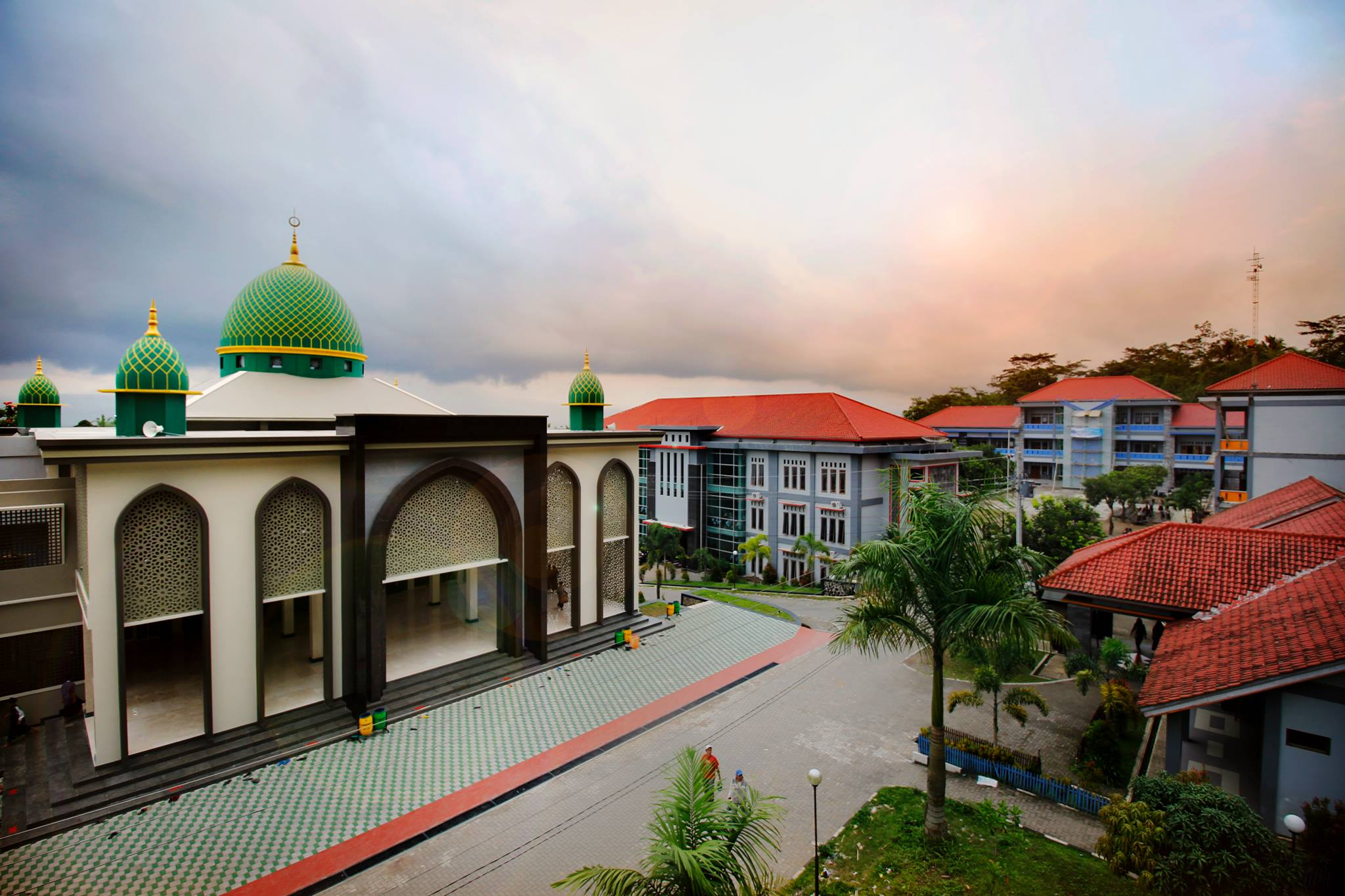 Pesantren Asrama Perguruan Islam (API) Magelang