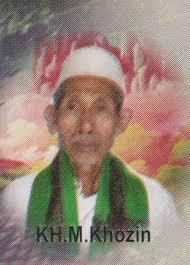 Biografi KH Muhammad Khozin