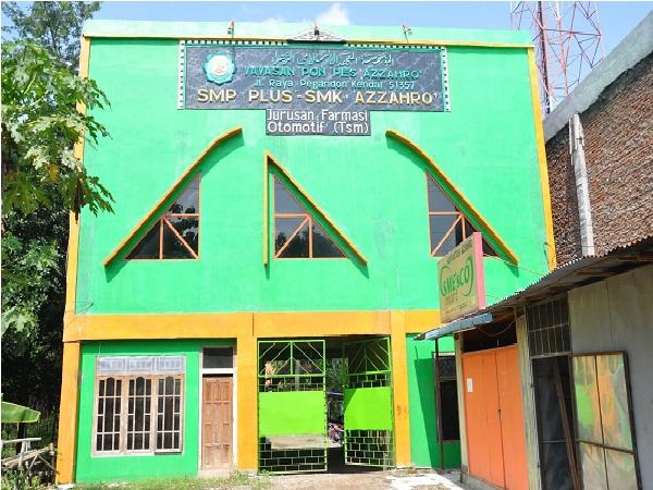 Profil SMK Azzahro Kendal