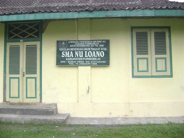 SMA NU Loano Purworejo