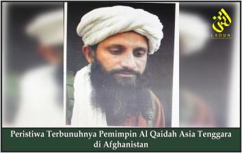 Peristiwa Terbunuhnya Pemimpin Al Qaidah Asia Tenggara di Afghanistan