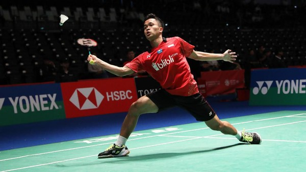 Ini Target Anthony di World Tour Finals 2018