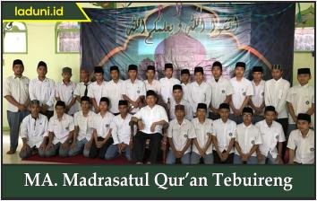 MA Madrasatul Qur'an Tebuireng