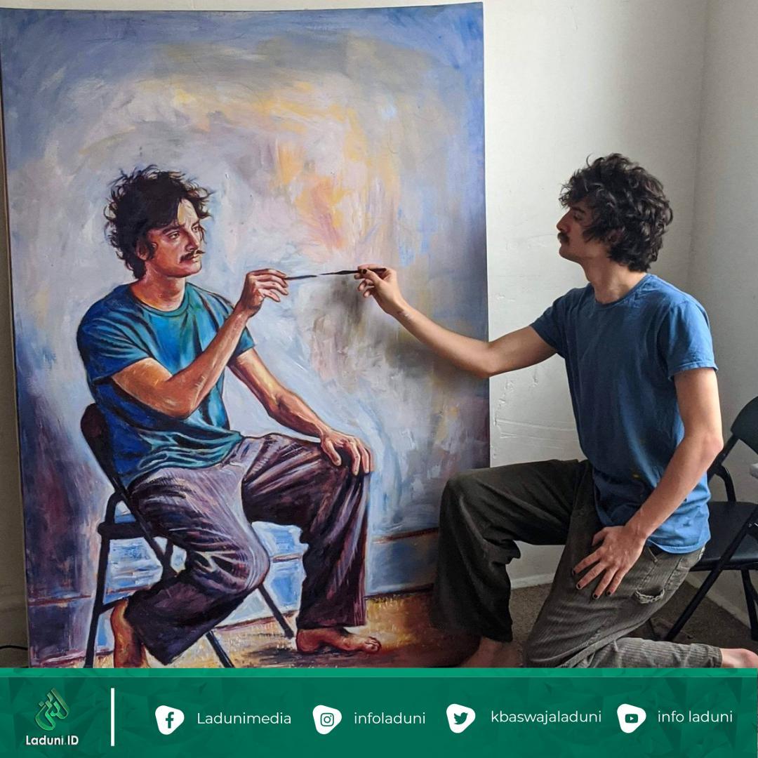 Kisah Seorang Pelukis dan Lukisan Kebanggannya
