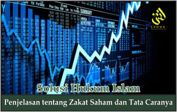Penjelasan tentang Zakat Saham dan Tata Caranya
