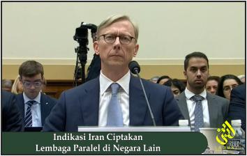 Indikasi Iran Ciptakan Lembaga Paralel di Negara Lain
