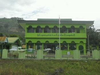 Pesantren Nuhiyah Pambusuang Polewali Mandar
