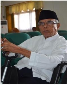 Biografi KH. Abdurahman Musthafa NTT