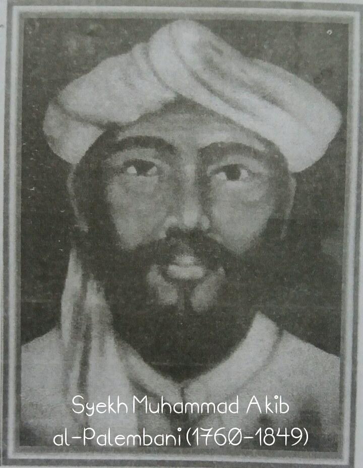 Riwayat Syekh Muhammad Akib Bin Hasanuddin, Mahaguru Ulama Palembang