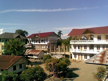 Pesantren Istiqamatuddin Babul Muarrif Aceh Besar