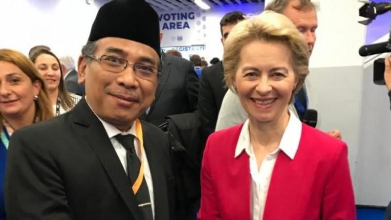 KH. Yahya Cholil Staquf: Semboyan Bhinneka Tunggal Ika Telah Disepakati Dalam Resolusi Internasional