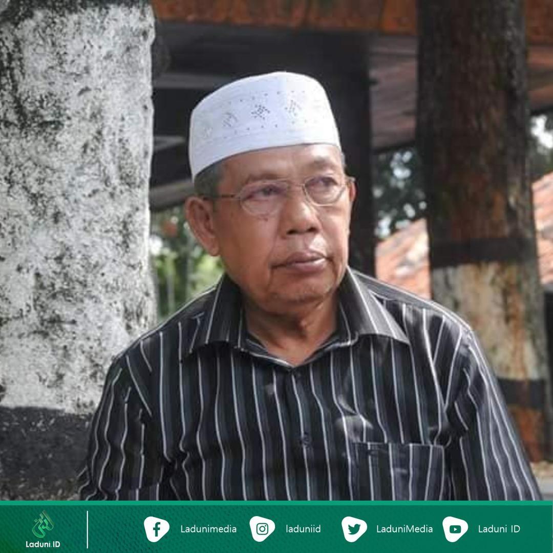 Biografi KH. Ghazali Ahmadi
