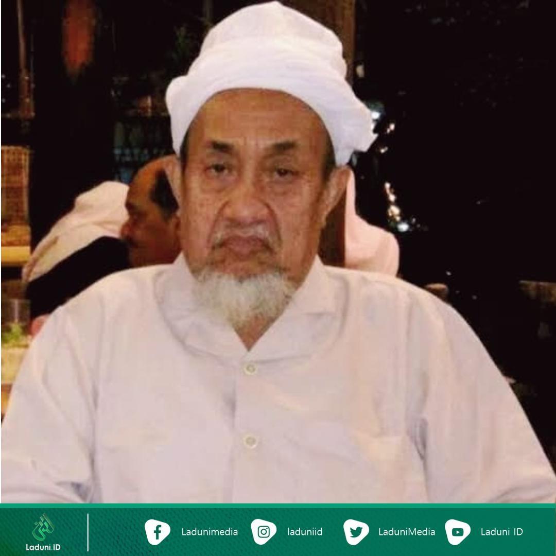 Biografi KH. Zubair Muntashor