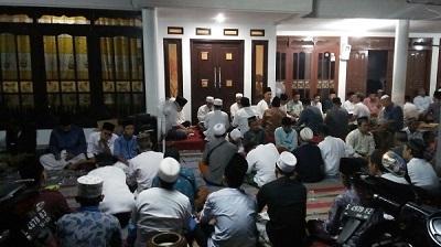 Majelis Dzikir dan Manaqib Almahmud Lontar Surabaya