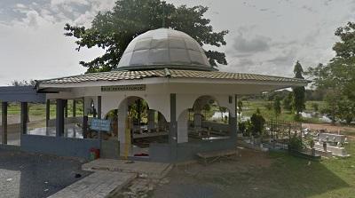 Lintas Ziarah dan Bertawassul di Makam KH. Anang Sya'rani Arief Banjarmasin