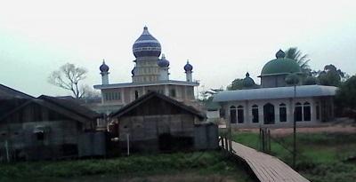 Wisata Ziarah dan Bertawassul di Makam Tuan Guru KH. Ahmad Bakeri