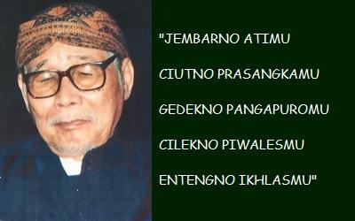 Biografi KH Muhammad Idris Kacangan