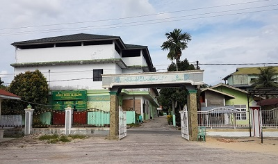 Pesantren Nurul Huda Al Islami di Kecamatan Marpoyan Kota Pekanbaru