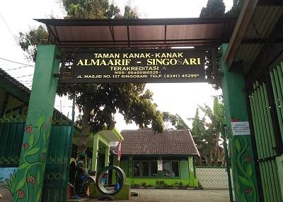 TK Islam Al-Maarif Singosari, Malang