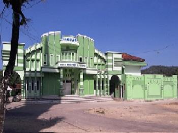 Pesantren Al-Mubarok Lanbulan, Sampang Madura