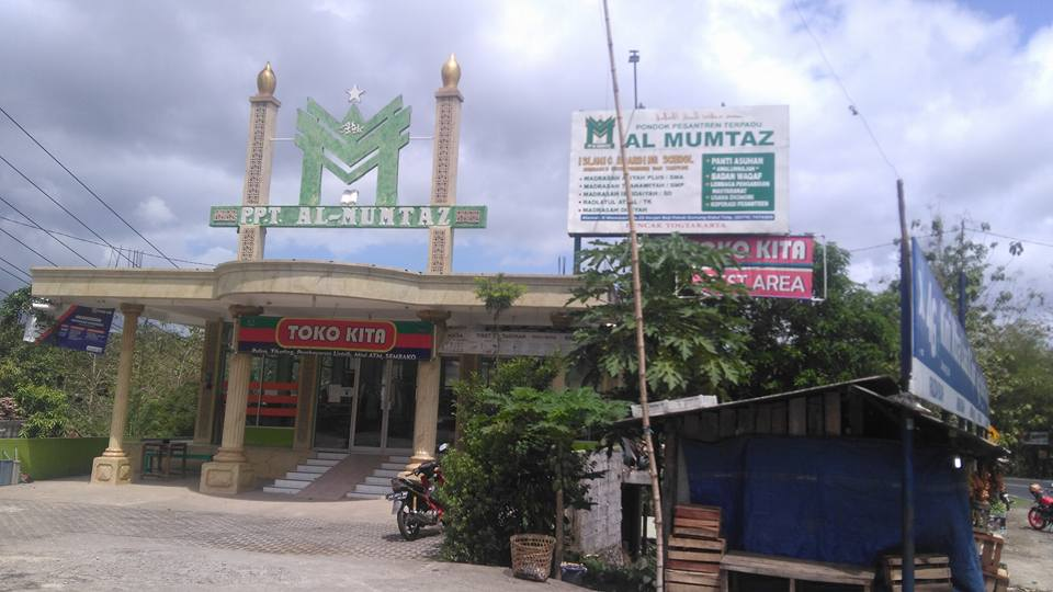 Pesanten Terpadu Al Mumtaz Gunungkidul