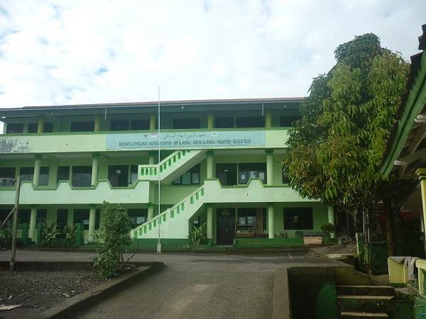 SMK Nahdlatul Ulama Al-Minhaj Bogor