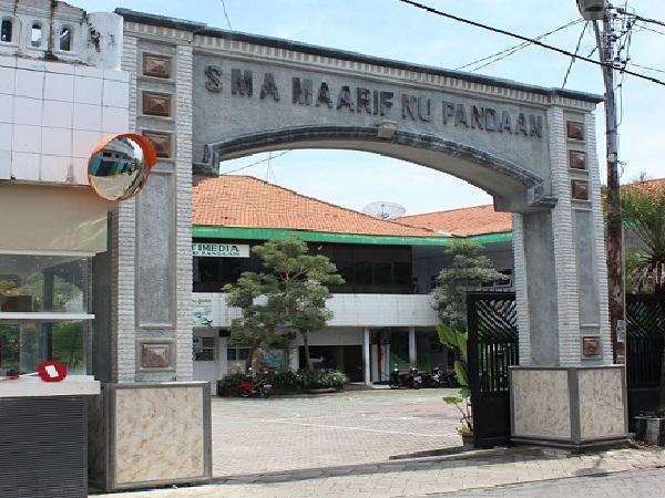 SMA Ma'Arif Pandaan, Pasuruan