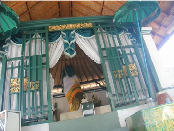 Berwisata Ziarah dan Berdoa Makam Keramat Pamecutan Dewi Khodijah