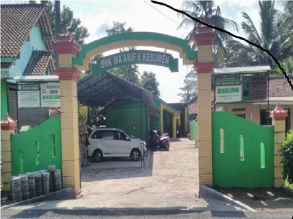 Profil SMK Ma'arif 8 Kebumen