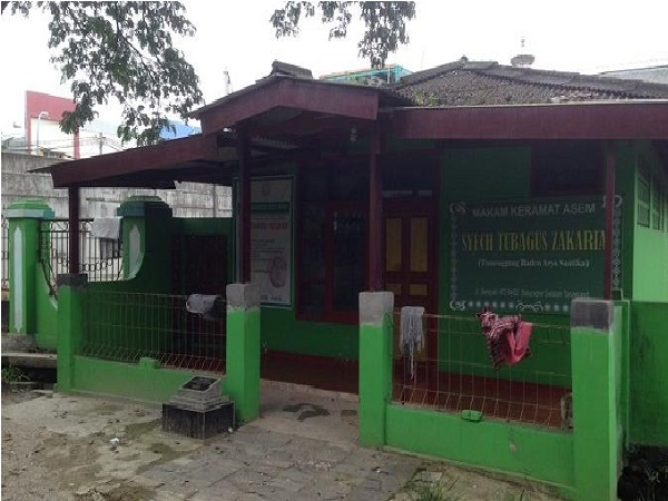 Berwisata Ziarah dan Ngalap Berkah di Makam Syekh Tubagus Zakaria Tangerang