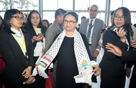 Komitmen Indonesia Atas Palestina
