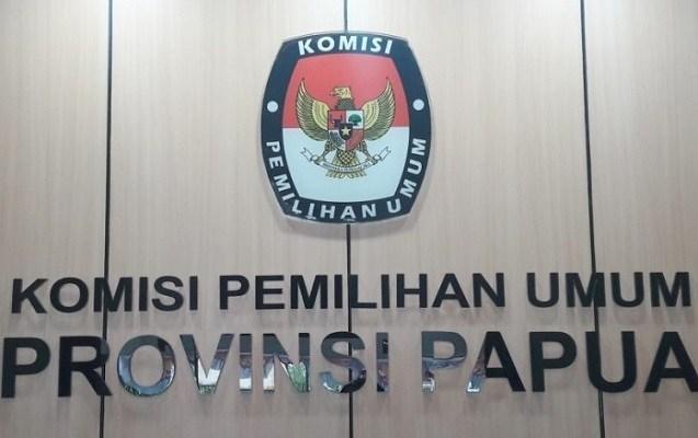 KPU Papua : Pilkada Bupati Pania Belum Bisa Dijadwalkan