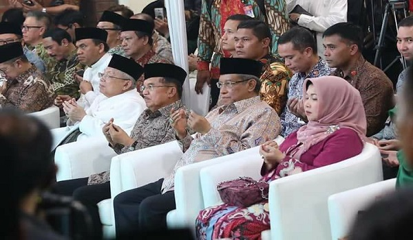 KH. Ma'ruf Amin: Kita Bersaudara dan Bersepakat Membangun Bangsa Indonesia Bersama