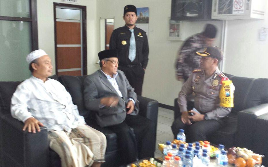 Agenda Ketua Umum PBNU di Konferwil ke- XV PWNU Jawa Tengah