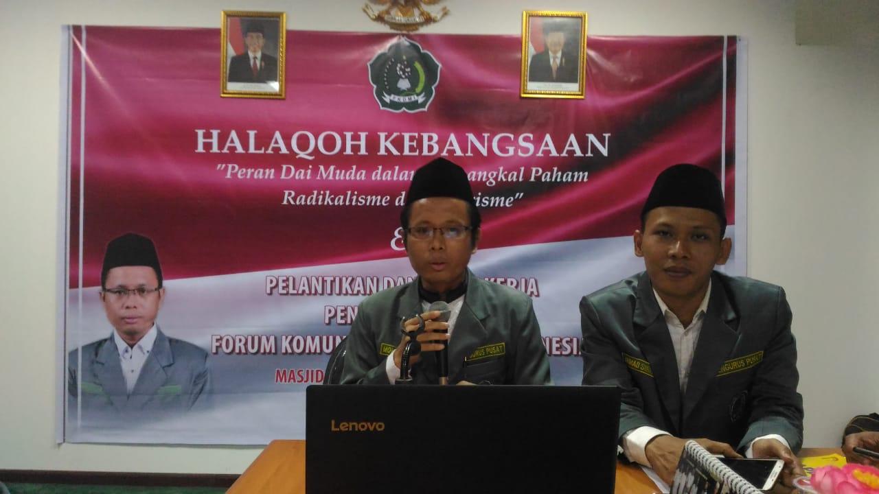 FKDMI: Ajak Masyarakat Perangi Radikalisme dan Terorisme