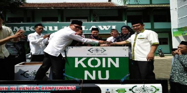 Kirab Koin NU Menembus Bali dan NTB