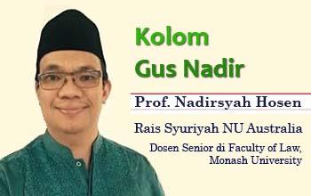 Kolom Gus Nadir: Memahami Pesan Rahmah KH Yahya Cholil Staquf