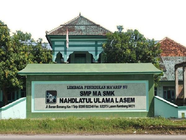 SMK NU Lasem Rembang