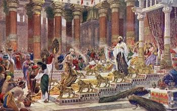 Nabi Sulaiman As Manusia Terkaya Sepanjang Masa Sejarah Laduni Layanan Digital Untuk Negeri