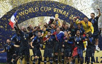 Kalahkan Kroasia Prancis Juara Piala Dunia 2018