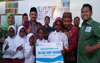 Komitmen PBNU Mencerdaskan Bangsa dari Aceh sampai Papua
