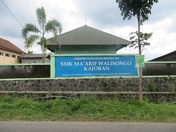 SMK Ma'arif Walisongo Kajoran Kab Magelang