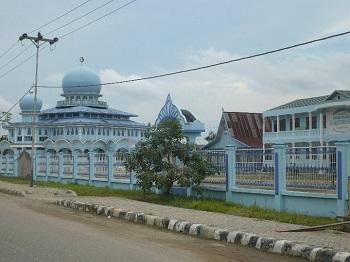Pesantren Al Baqiyatush Shalihat Jambi