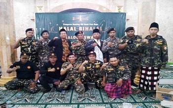 Halal bi Halal Gelar Dialog Bersama Aktivis NU