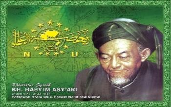 Syaikh Hasyim Asy'ari adalah Wali Qutub Agung