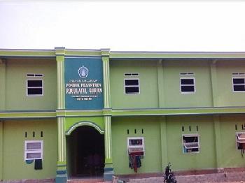 Pesantren Roudlotul Qur'an Lampung